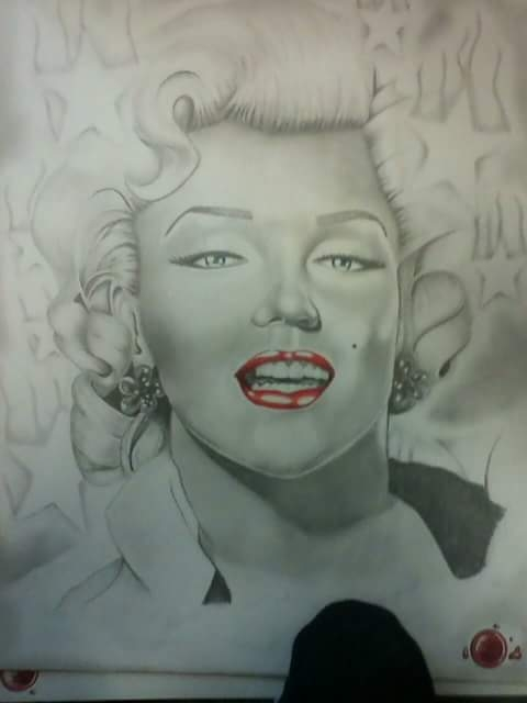 Marilyn Monroe by YungBukk765